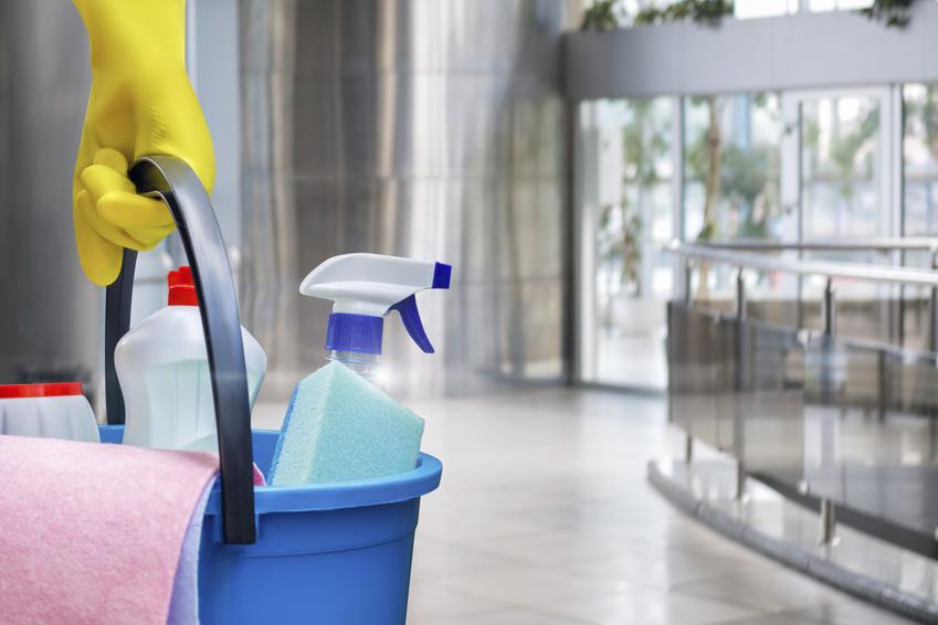 Комплексная ежедневная уборка